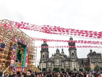 Oltár Oltárov – najoslavovanejší deň v Mexiku