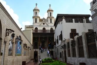 Uličkami a kostolmi koptskej Káhiry