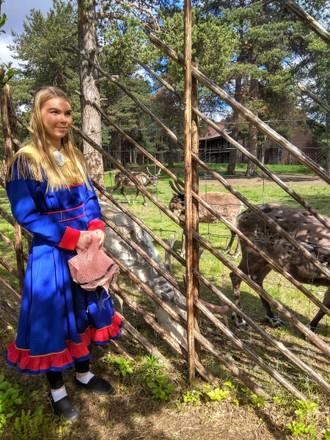 Laponsko v Nórsku