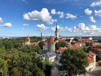 Tallinn - mesto nielen s historickým duchom, ale aj s modernou krvou