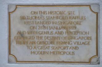 28.januára 1819 alebo čo sa vtedy dialo v Singapure?