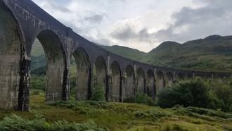 Most Harryho Pottera