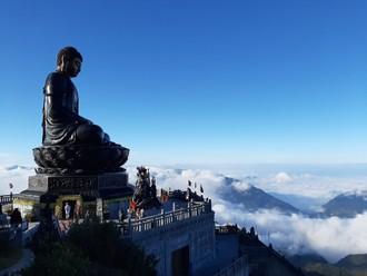 Na najvyššom vrchu Indočíny
