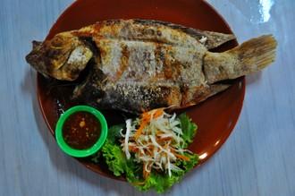Streetfood market v Ao Nangu, alebo: kde ochutnať Pla Pao?