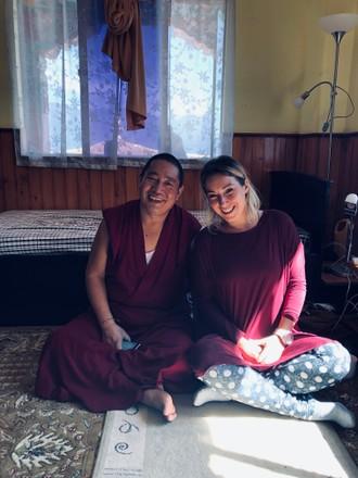 Riaditeľ budhistickej školy