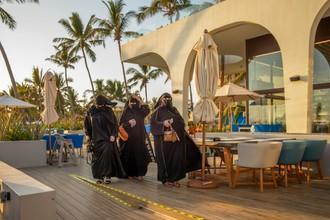 Bezpečnosť v Ománe