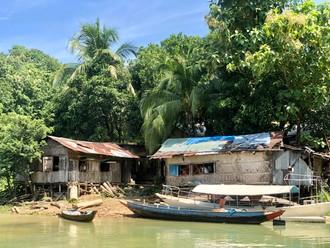 Najväčšie umelé jazero Bangladéša