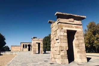 Egyptský chrám v Španielsku? Prečo nie!?