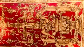 Bol kráľ Pakal starovekým kozmonautom?