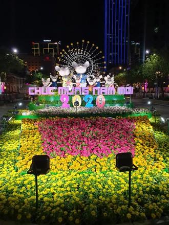 Vietnamský Nový rok sa blíži