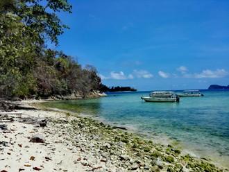 Tropický ostrov na dosah ruky