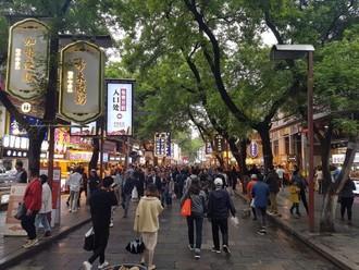 Xi'an  – Cisárske mesto, kde začínala Hodvábna Cesta