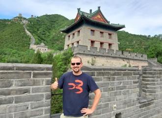 Cesta okolo sveta kapitola 2: Čína