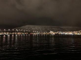 Severné Nórsko v zime
