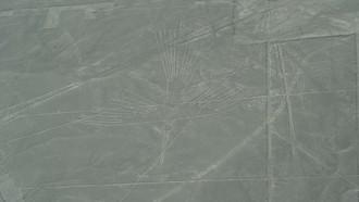 Nazca, obrazce lietadlom