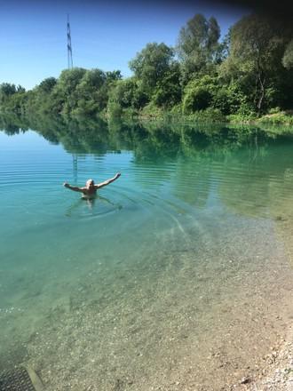 Preplavanie dunaja