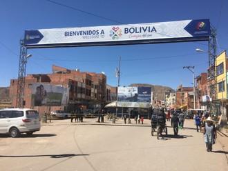 Chile Peru Bolívia - La Paz