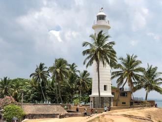 Sympatické Galle na juhu Srí Lanky
