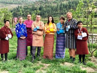 Bhután si udržiava svoje tradície a BUBO s ním