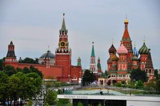 Prechádzka Moskvou a odchod smer Transsibírska magistrála!