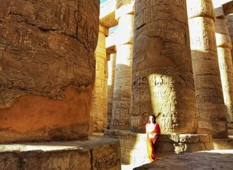 "Staroegyptský ""južný hárem"""