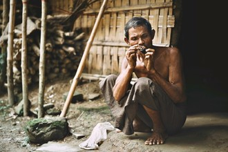 Horské kmene Bangladéša