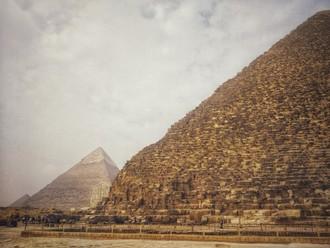 Tajomstvo egyptských pyramíd