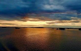 Dlho očakávaná plavba loďou, smer Helsinki