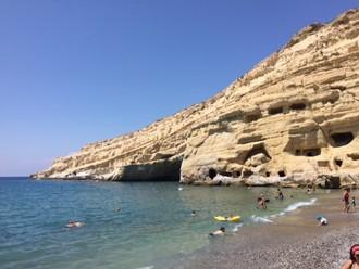 Čriepky postrehov z dnešnej Kréty