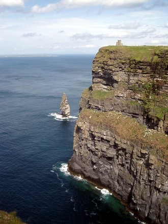 Cliffs of Moher, Írsko