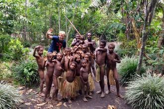 Ozajstni lovci zazitkov z pralesa