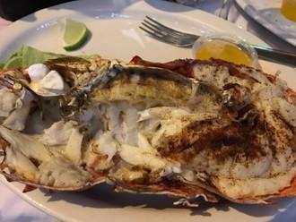 Recept na homára z Anegada