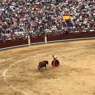 Španielska corrida v srdci Iberijskeho poloostrova