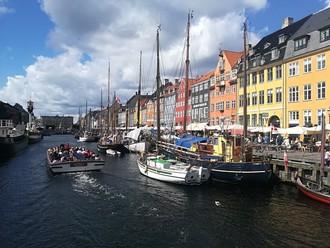 Kodaň, neustále pulzujúce a živé mesto