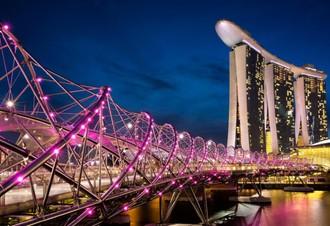 V Singapure jazdí SMRT