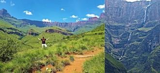 Výprava za najvyšším vodopádom sveta v najkrajších horách Afriky