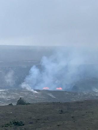 Sopka Kilauea dala do pohybu celý ostrov