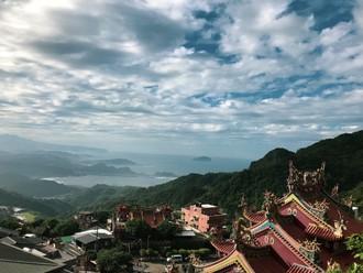 Jiufen, 九 份 - Zlaté mesto Taiwanu