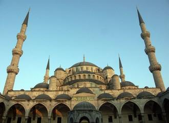 Mešity, paláce, mosty, čajovne a bazárové uličky