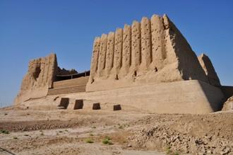 Historické skvosty Turkmenistanu na Hodvábnej ceste