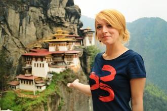 Top pamiatka Bhutanu: Tigrie Hniezdo