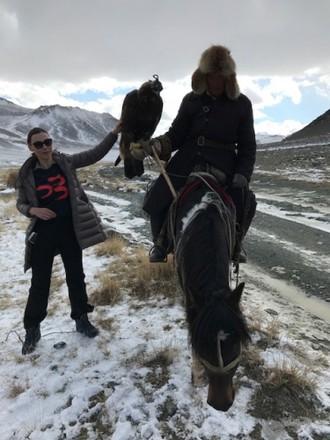 Odlet na divoký západ