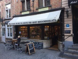 Putovanie za najlepšou čokoládou sveta.