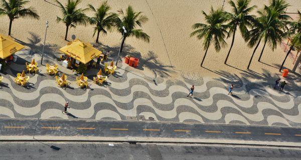 Corona a Rio de Janeiro (očami miestnych)