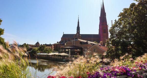 Uppsala - vo švédskom Oxforde