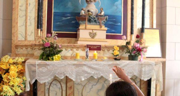 Začarované a čarovné náboženstvo na Kube