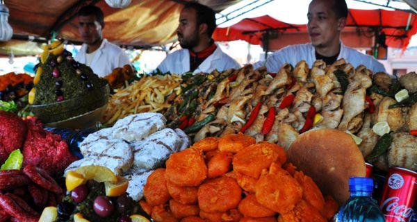 Ako chutí Maroko