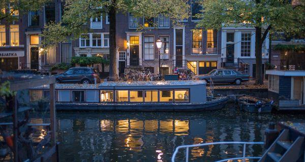 Holandsko - krajina na vode
