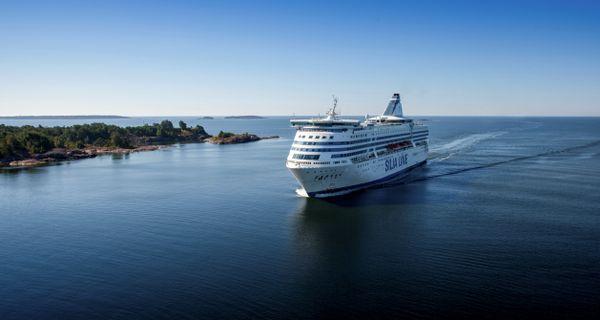 Na palube výletnej lodi Silja Serenade