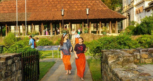 Kandy - srílanské srdce budhizmu